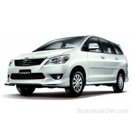 Thuê xe giá rẻ Innova