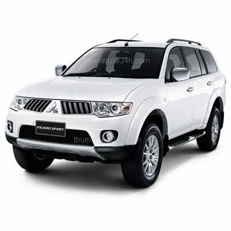 Cho thue xe tu lai Mitsubishi-Pajero-Sport-7 cho
