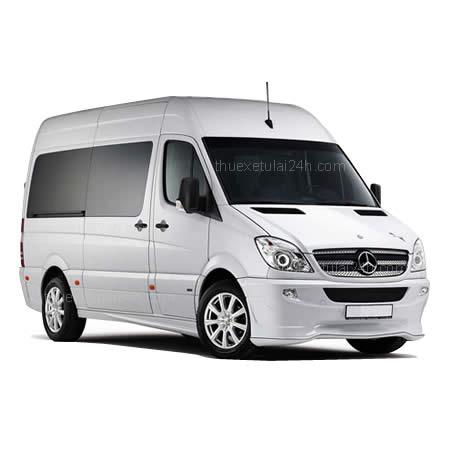 Cho thue xe Mercedes Sprinter 16 cho