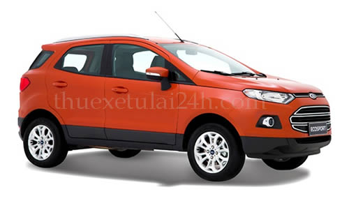 Cho thue xe Ford EcoSport 7 cho