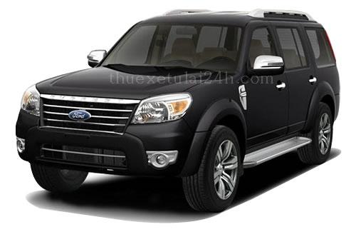 Cho thue xe tu lai Ford Escape 7 cho