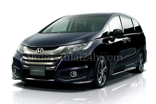 Cho thue xe tu lai Honda Odyssey 7 cho