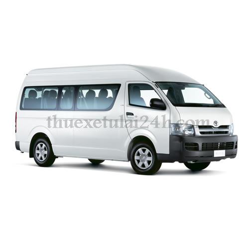 Cho thue xe Mercedes benz Tu Lai 16 Cho