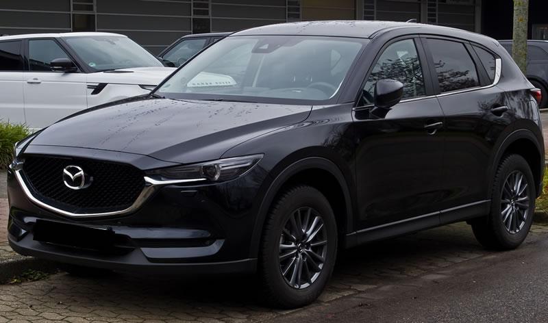 Cho thuê xe tự lái Mazda CX5-2